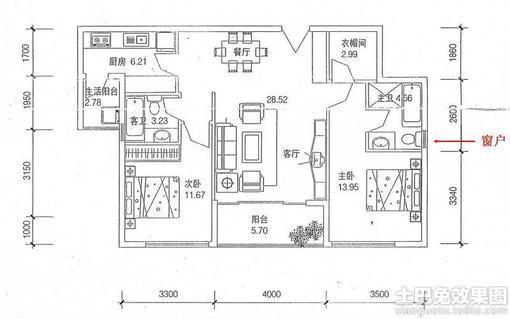 农村房屋设计平面图大全 图片_hao123网址导