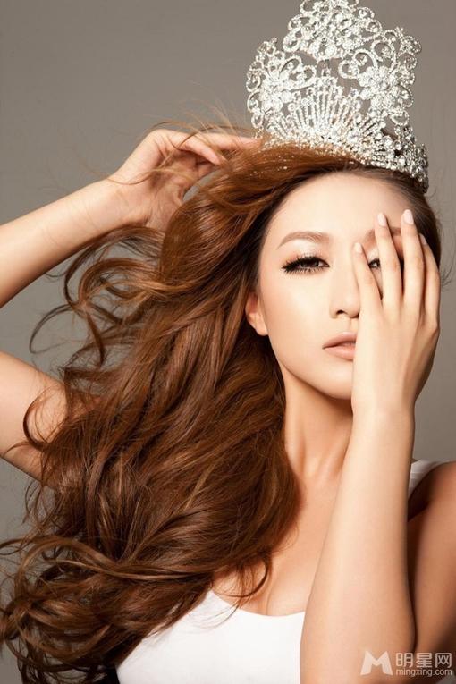绝色气质美女 高傲贵气的女王范写真 图片 ha