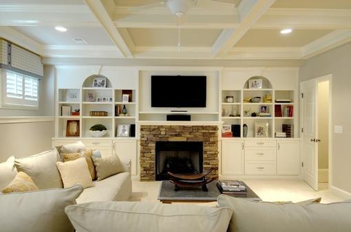 欧式 客厅装修效果图 好看的电视背景墙 图片