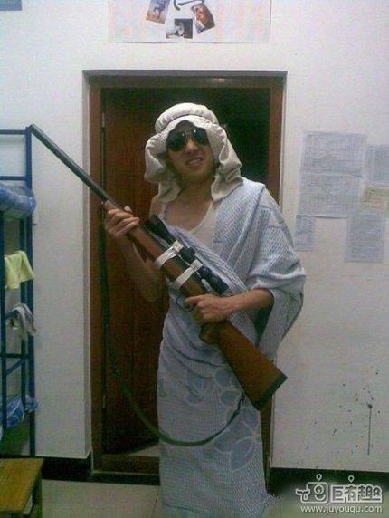 我是来自阿联酋的土豪