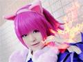 《英雄联盟》cosplay:兔女郎锐雯